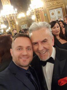 Alviero Martini e Cesare Deserto